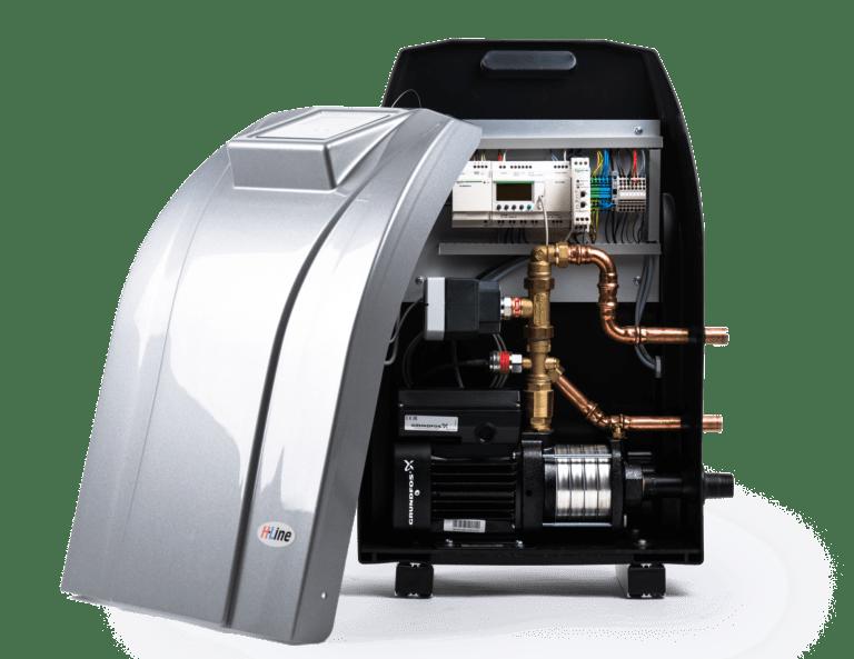 H-Line tryckhållningsenhet